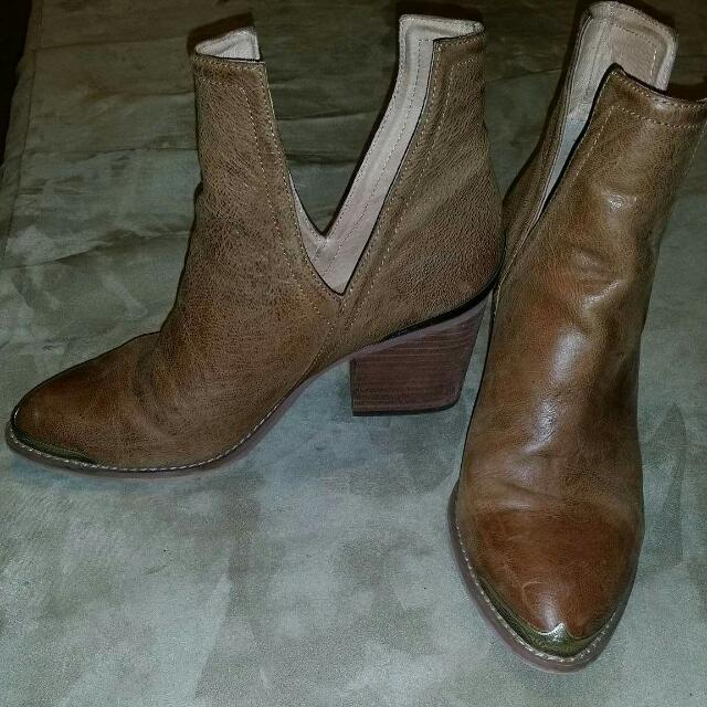 Wittner Boots Size 40