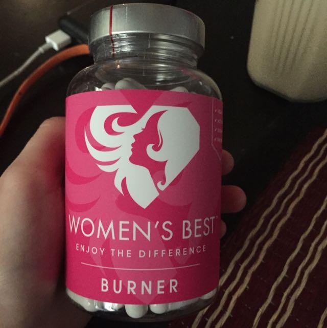 Women's Best Burner Tablets