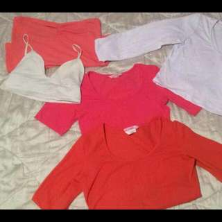 Supre Mixed Size Tops