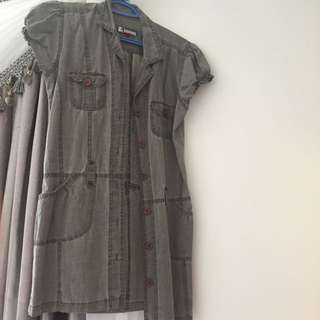 H&M Short Sleeve Dress