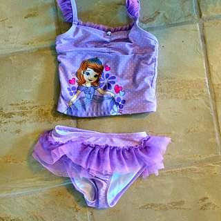 2 Piece Sophia The First Swimsuit