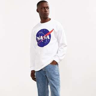 Men's NASA Long Sleeve