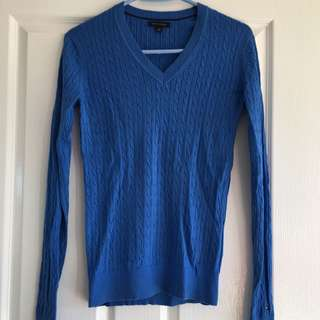 Tommy Hilfiger Ocean Blue Knit