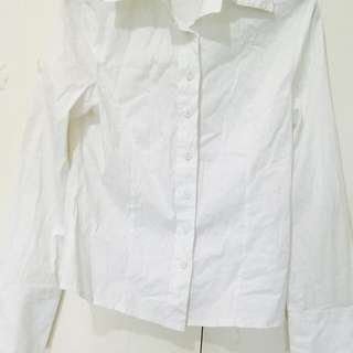 Shirt White Formal