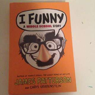 I Funny- James Patterson