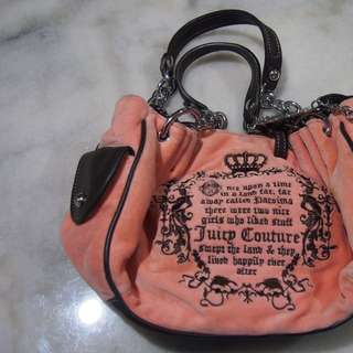 Juicy Couture Pink Small Bag