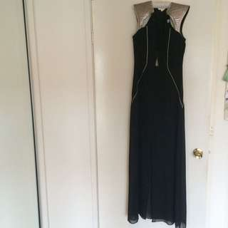 Lumies By Bariano Ball Dress