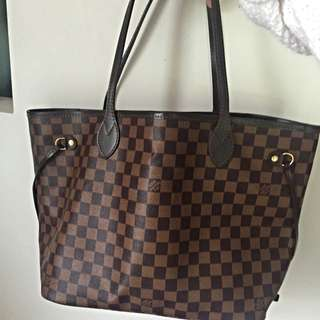 Louis Vuitton 'neverfull' Bag