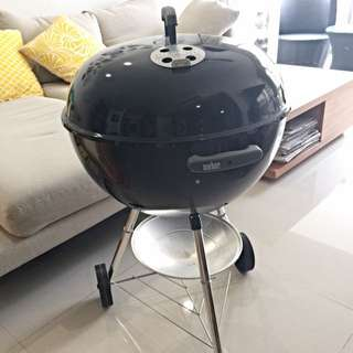 Barbecue - Weber