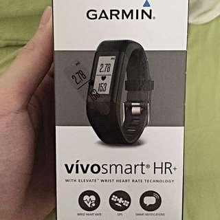 Garmin Vivosmart HR+ Fitness Tracker