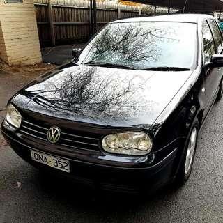 Volkswagen Golf Mk4 2000