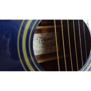 Takamine D series Guitar Preloved