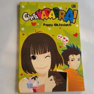 Novel Cintakadabra! by Poppy Oktavianti