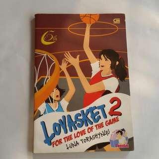Novel Lovasket 2 by Luna Torashyngu