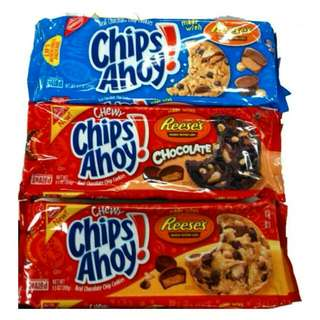 CHIPS AHOY REESE'S COOKIES