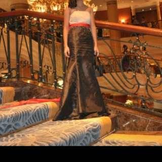 Simple Elegant Gown