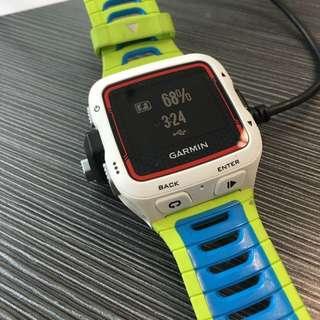 Garmin 920xt With HRM Run