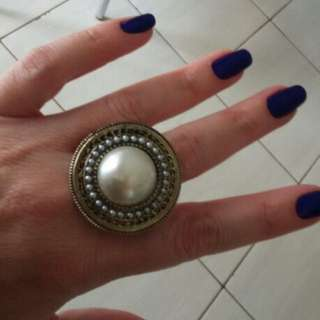 Adjustable Finger Ring