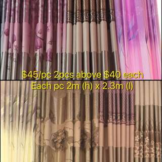 Cheap Curtains Free Delivery For Every Set