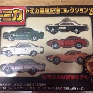 中古品多美車97紀念版