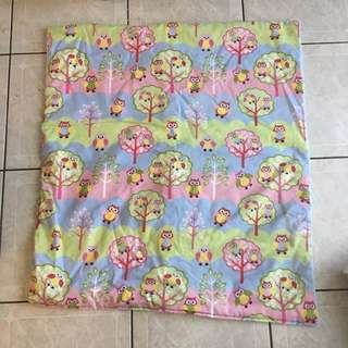 Small Owl Blanket