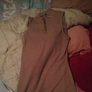 BRAND NEW Tempt Nude Colour Dress