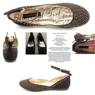 (REPRICED!!!)material gurl by Madinna flats