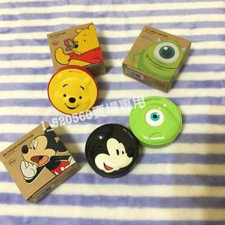 THE FACE SHOP x Disney 迪士尼 聯名 氣墊粉餅
