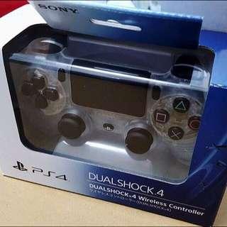 PS4 透明手把 海外限定