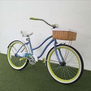 Cruiser Bicycle For Women