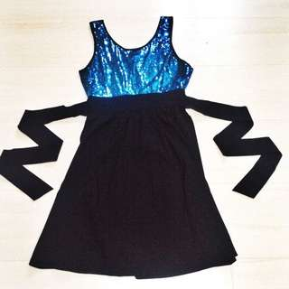 Candie's Sequined Dress