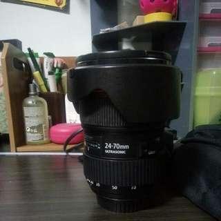 Canon EF 24-70 F2.8 L II