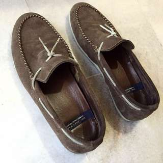 Authentic Zara Boat Shoe
