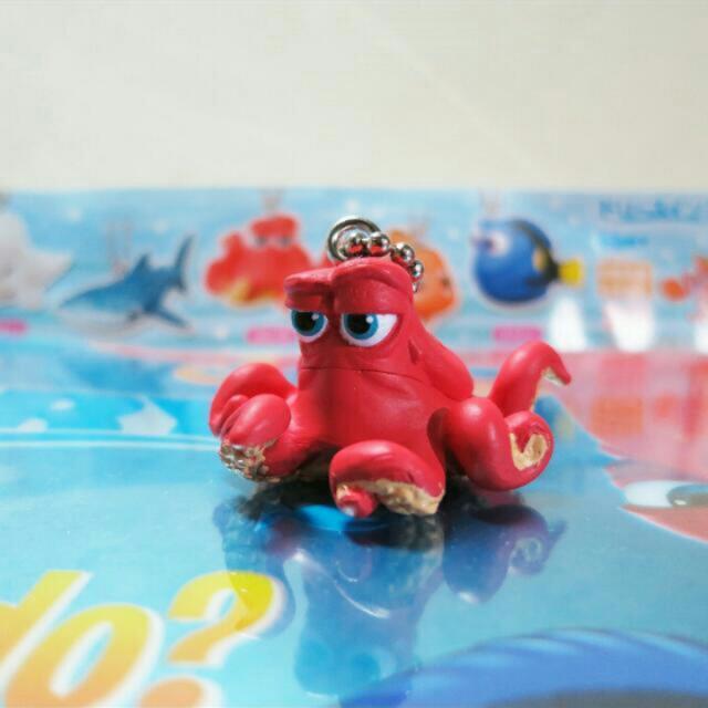 ❲免運📮❳迪士尼 海底總動員2 多莉去哪兒 尋找多莉 扭蛋 🐙章魚 七條郎 尼莫 多莉 轉蛋 吊飾