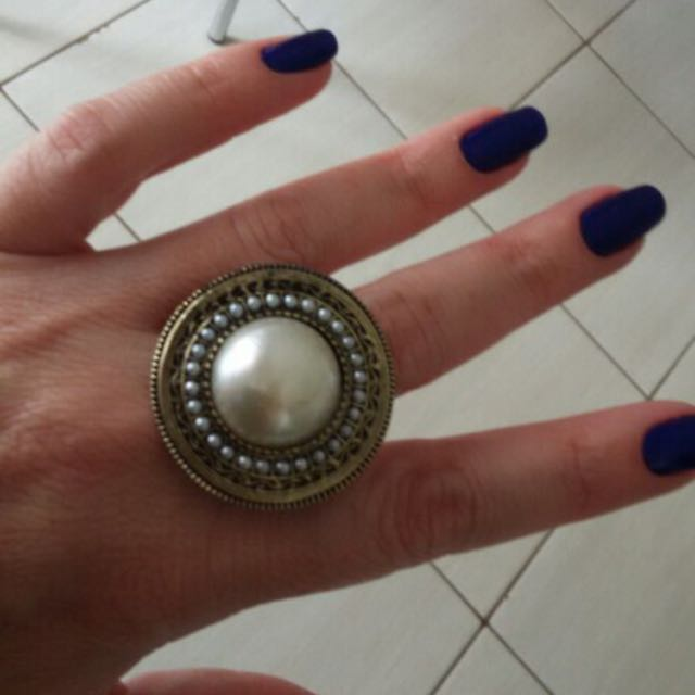 Adjustable Finger Ring