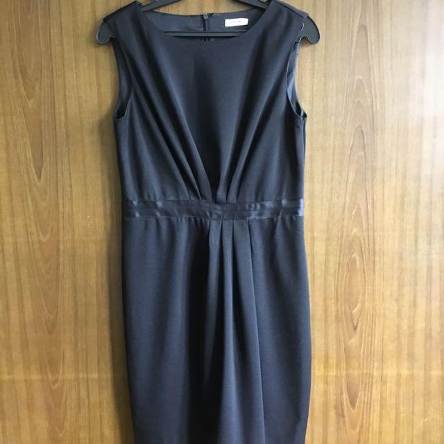 Arrow Little Black Dress