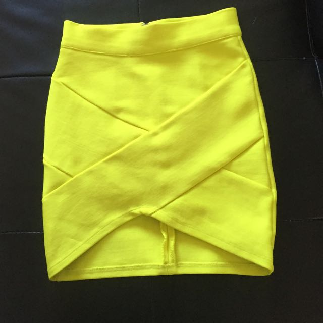 Bandage Mini Skirt