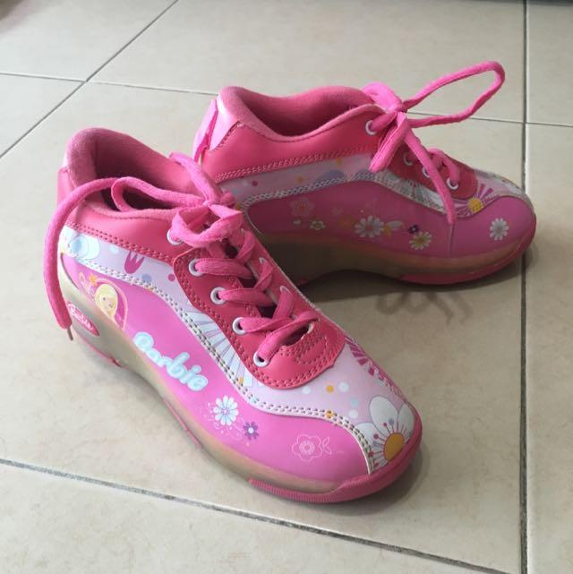 Barbie Heelys Skate Shoes, Babies