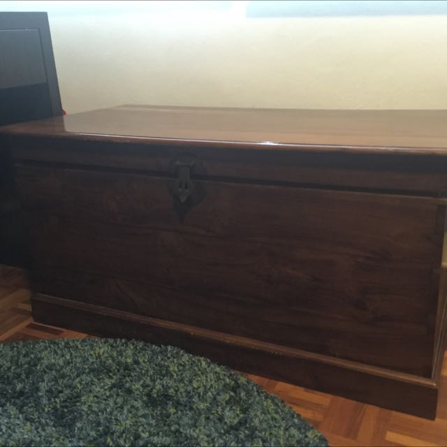 Beautiful Solid Wood Chest