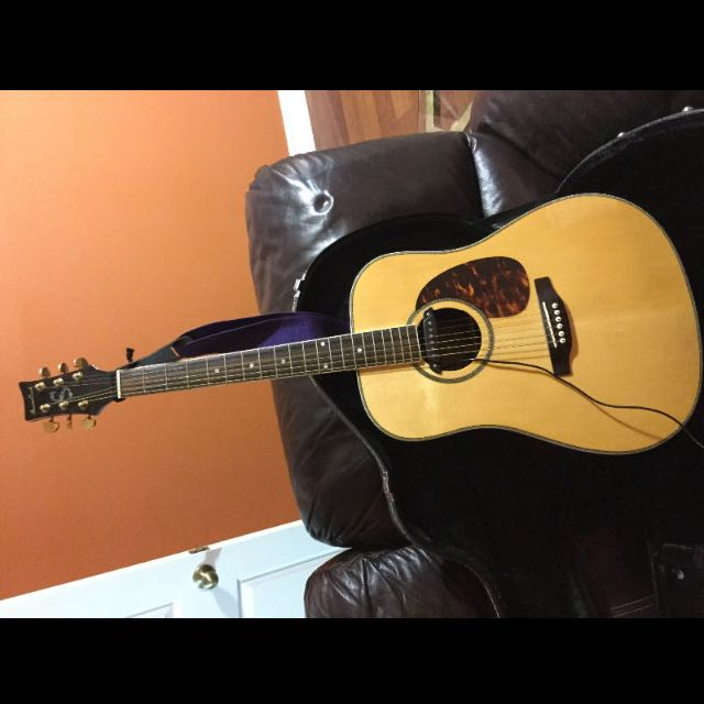 Beaver creek Acoustic Guitar