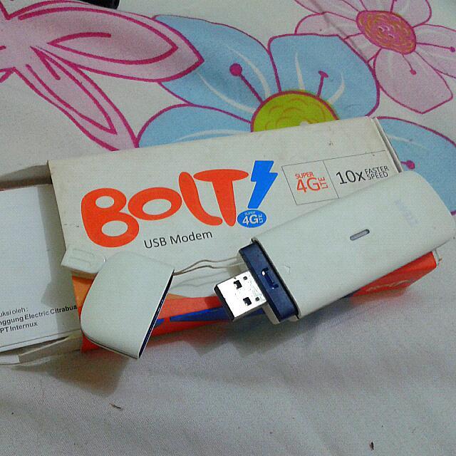 Bolt USB Modem