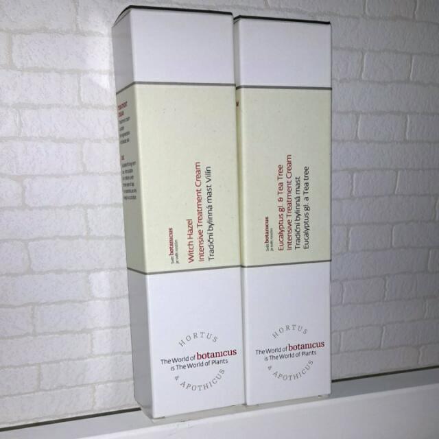 Botanicus波丹妮臉部護膚霜