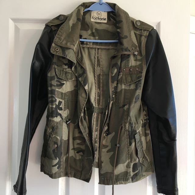 Factorie Military Jacket