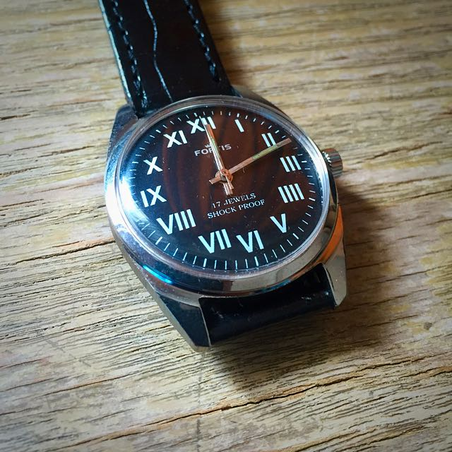 fadc6d144d3 Fortis Vintage Watch