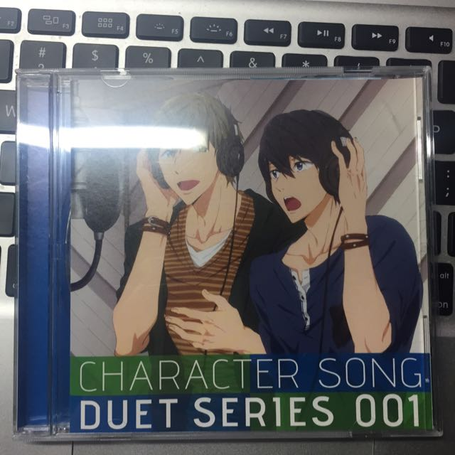 Free! Character SONG Series 001