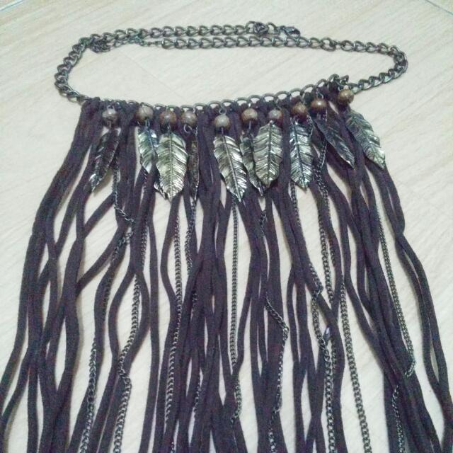 FREE ITEM - Brown Necklace