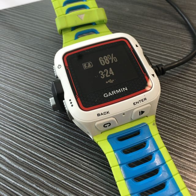 Garmin 920xt With HRM Run