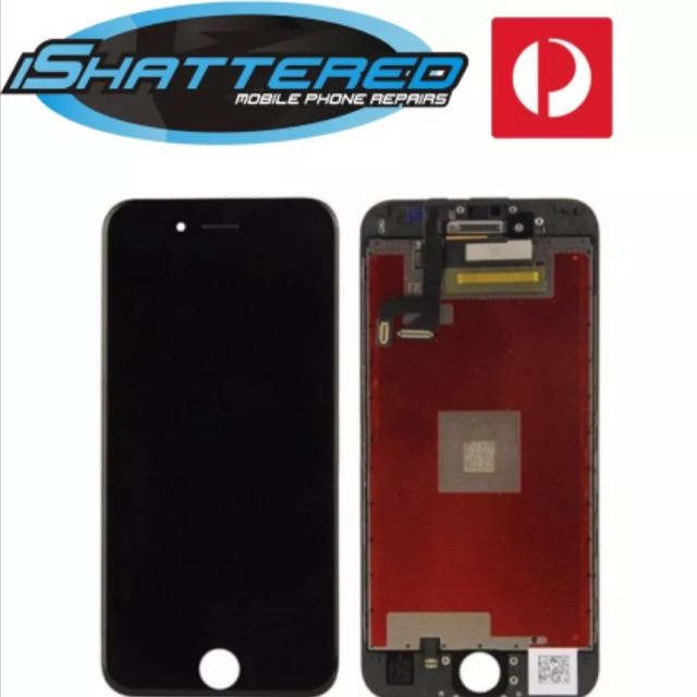 "iPhone 6s Plus 5.5"" New LCD Touch Screen Digitizer Assembly Black"