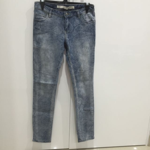 Jeans-size 10