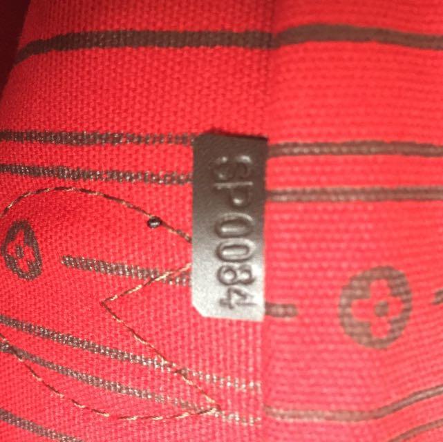 Louis Vuitton 'neverfull' Bag